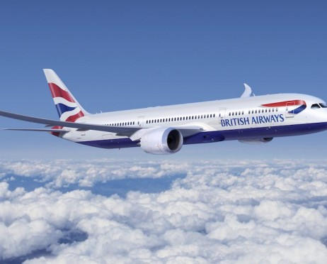 Foto BRITISH AIRWAYS