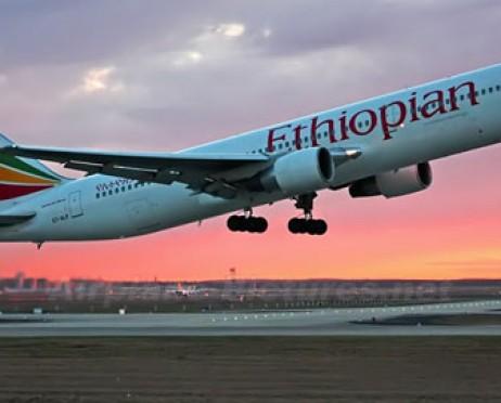 Foto ETHIOPIAN AIRLINES