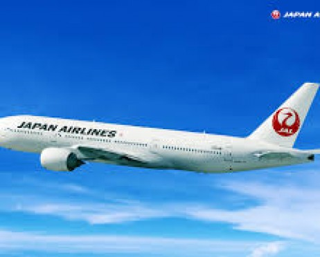 Foto JAPAN AIRLINES