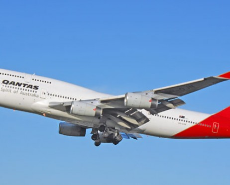 Foto QANTAS AIRWAYS