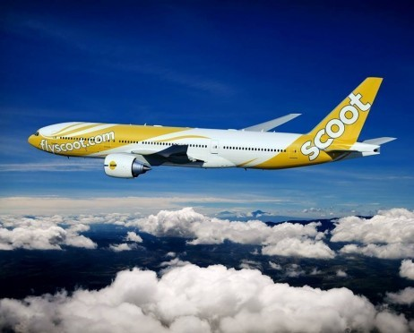 Foto SCOOT AIRWAYS