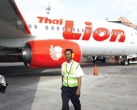 Foto THAI LION AIR