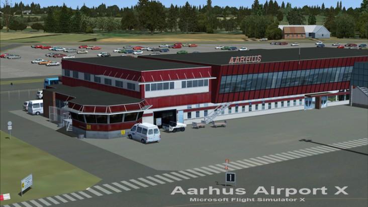 Foto Bandara di Aarhus Aarhus