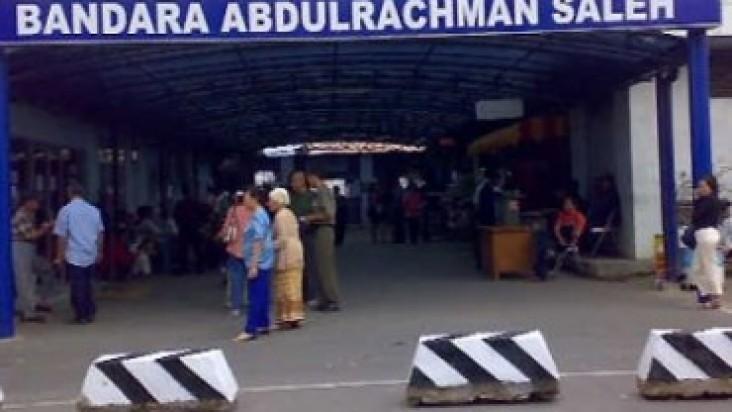 Foto Bandara di Abdul Rachman Saleh Malang