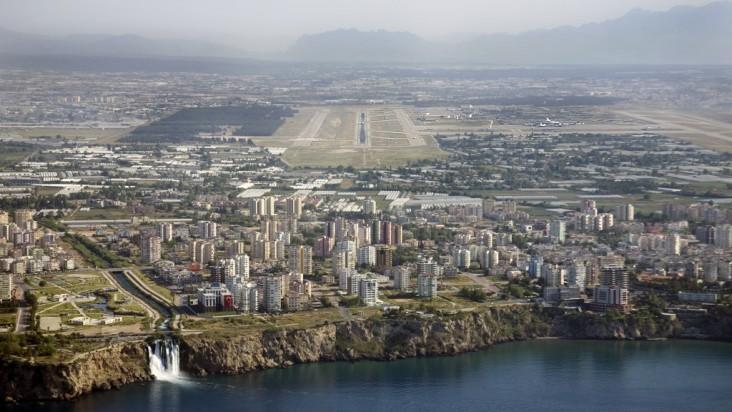 Foto Bandara di Antalya  Antalya