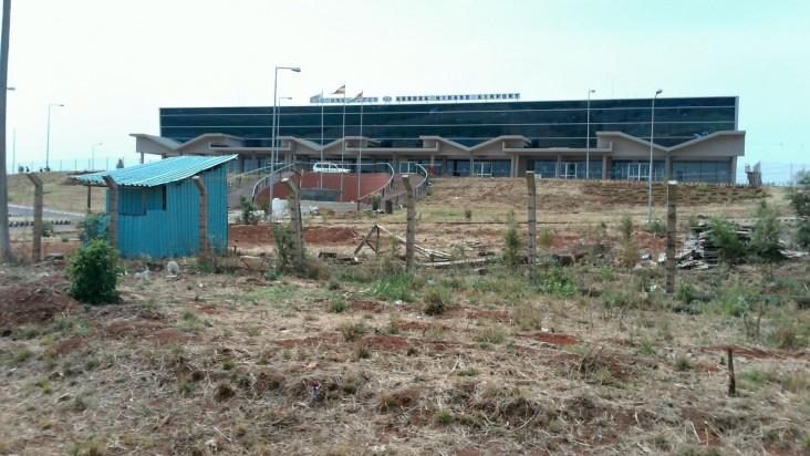 Foto Bandara di Asosa  Asosa