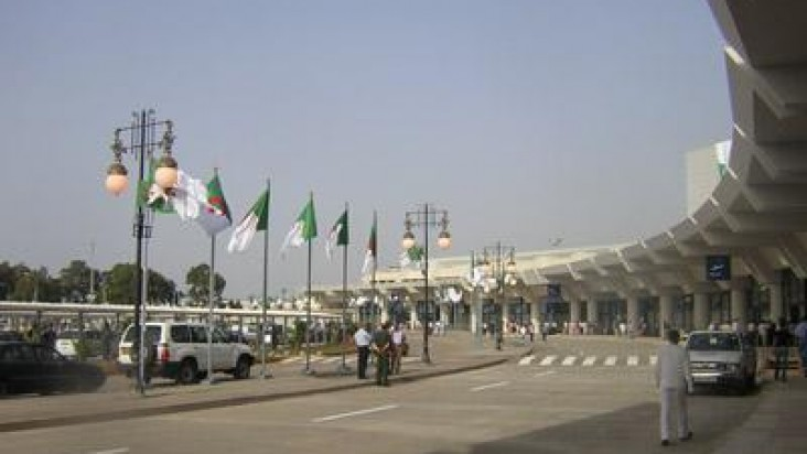 Foto Bandara di Boumedienne Houari Boumedienne