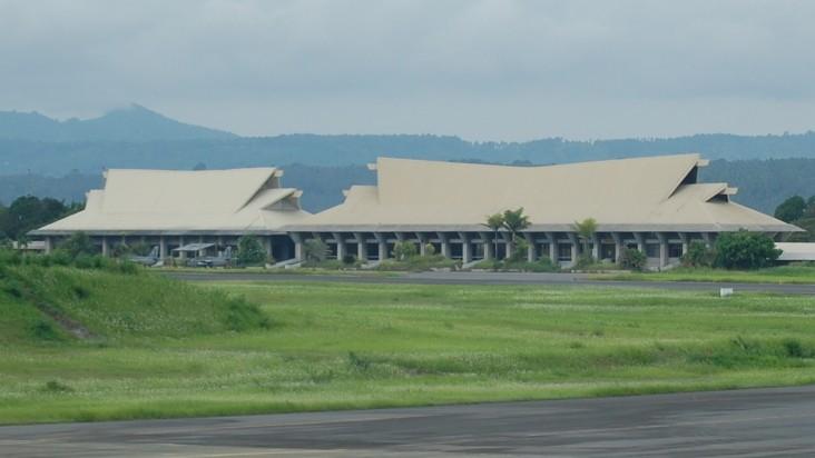 Foto Bandara di Francisco Bangoy Davao