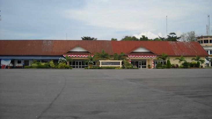 Foto Bandara di Depati Amir Bangka   Pangkal Pinang