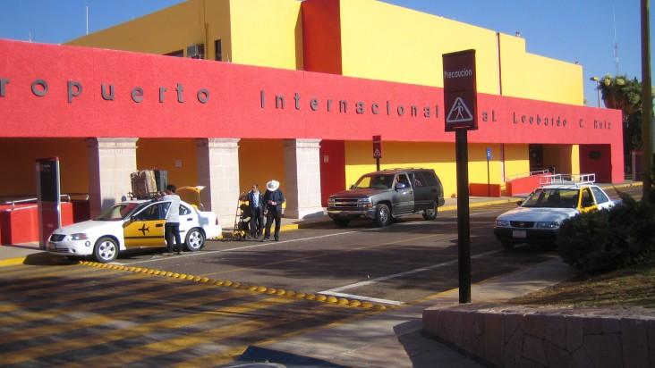 Foto Bandara di General Leobardo C. Ruiz  Calera De Victor Rosales