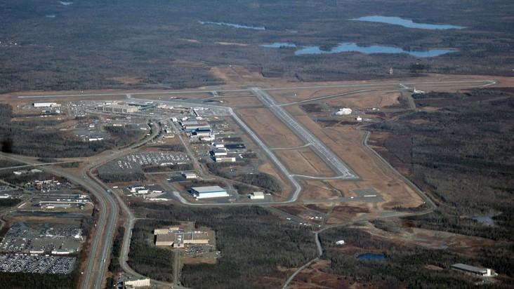 Foto Bandara di Halifax Stanfield Enfield