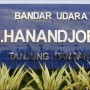 Foto Bandara di H.a.s Hanandjoeddin Belitung   Tanjung Pandan