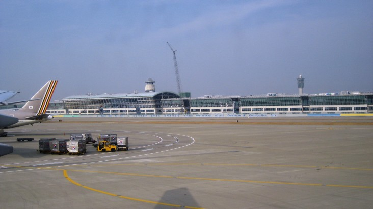 Foto Bandara di Incheon Seoul