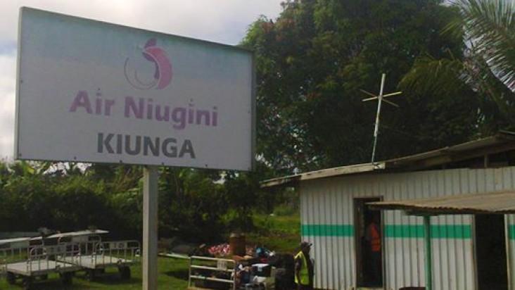 Foto Bandara di Kiunga  Kiunga, Papua New Guinea
