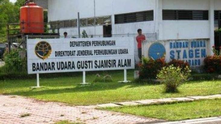 Foto Bandara di Kotabaru Kotabaru