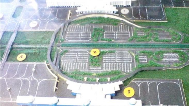 Foto Bandara di Kuala Namu Medan
