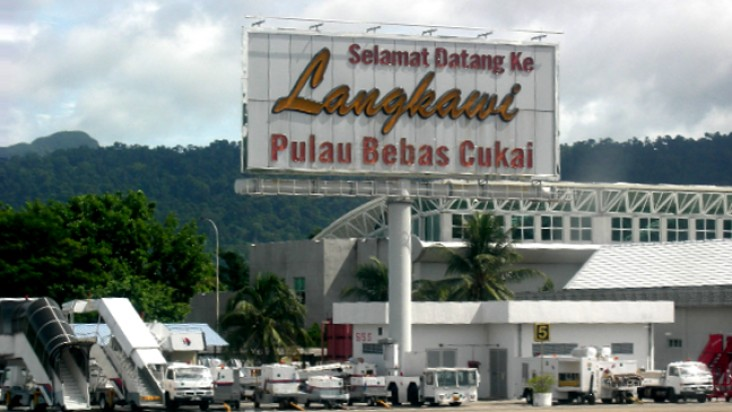 Foto Bandara di Langkawi Langkawi