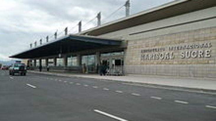 Foto Bandara di Mariscal Sucre  Tababela, Quito Canton