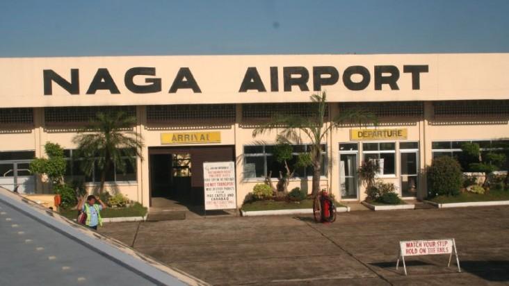 Foto Bandara di Naga  Pili