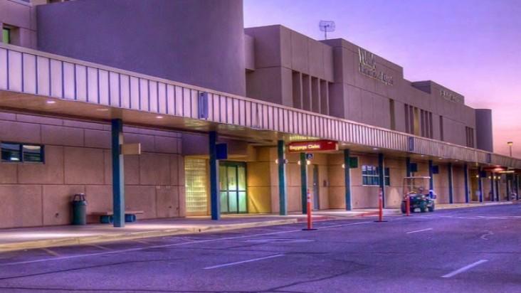 Foto Bandara di Yuma Yuma