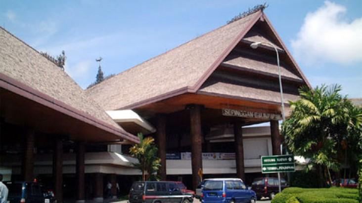 Foto Bandara di Sepinggan BalikPapan