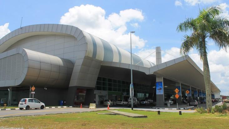 Foto Bandara di Sibu Sibu