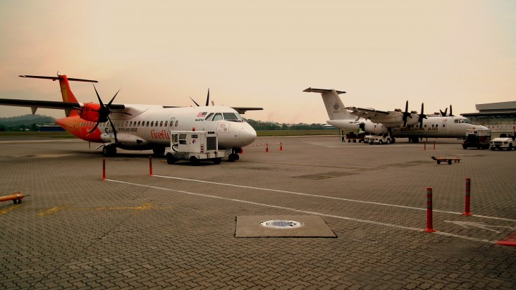 Foto Bandara di Sultan Ismail Petra Kota Bharu
