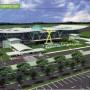 Foto Bandara di Sultan Syarif Kasim Ii Pekanbaru