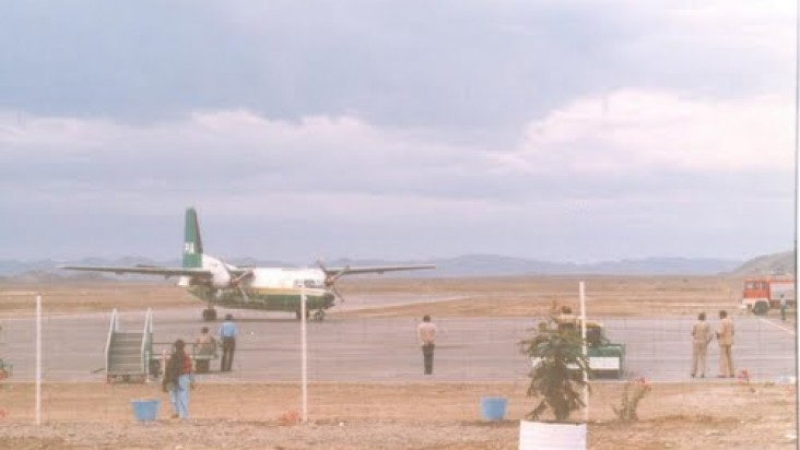 Foto Bandara di Turbat Turbat
