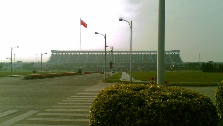 Foto Bandara di Xiamen Gaoqi  Huli District