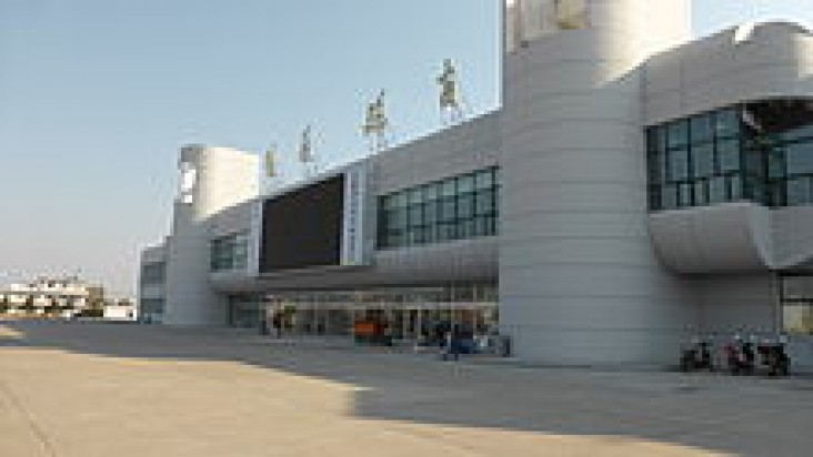 Foto Bandara di Yanji Chaoyangchuan  Chaoyangchuan