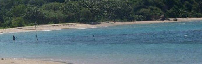 Kora Kora beach