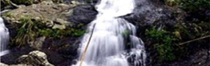 Permandian Air Terjun Karawa