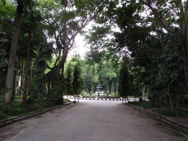 Wisata Kebon Rojo Blitar