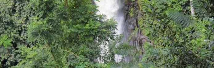 Timbukar Minahasa Waterfall