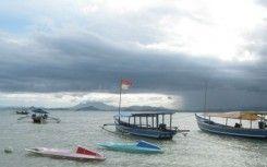 Pantai Pasir Putih Lampung