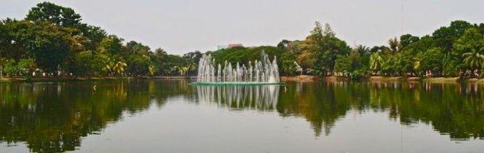 Kambang Iwak Family Park