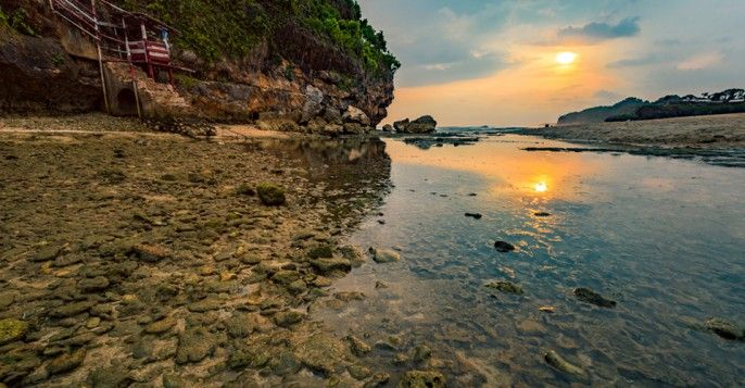 Pantai Drini Wonosari