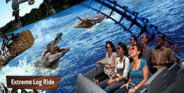 4D Adventureland 1-day Pass
