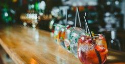 Burgundy Bar