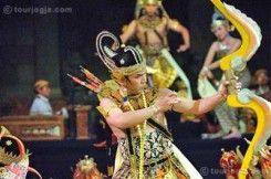Ramayana Ballet Purawisata