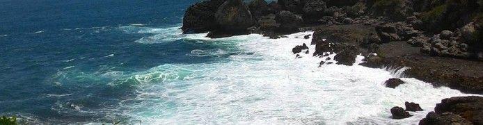 Pantai Ngusalan Gunung Kidul