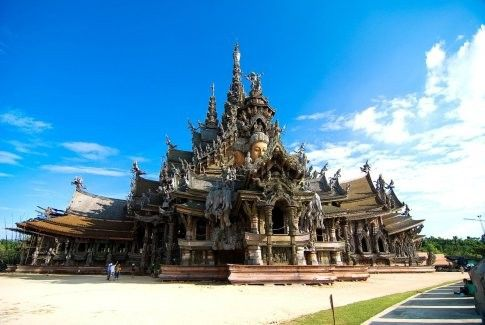 harga tiket Admission Ticket to the Sanctuary of Truth