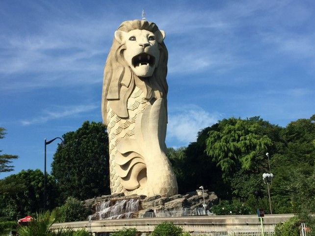 Admission to Sentosa with MOSH and Merlion Tower Tickets