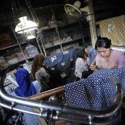 Kampung Batik Kauman Pekalongan