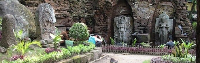 Belahan Temple
