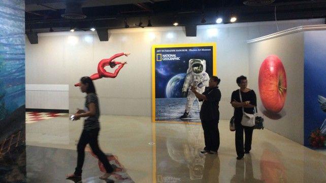 Art in Paradise, 3D Art Museum Bangkok