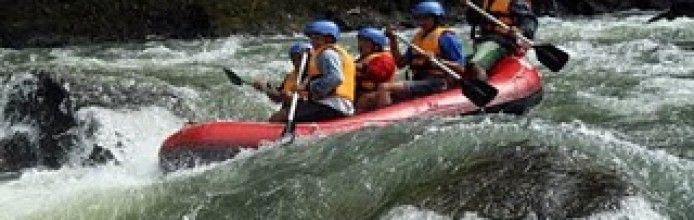 Arung Jeram Sungai Geumpang