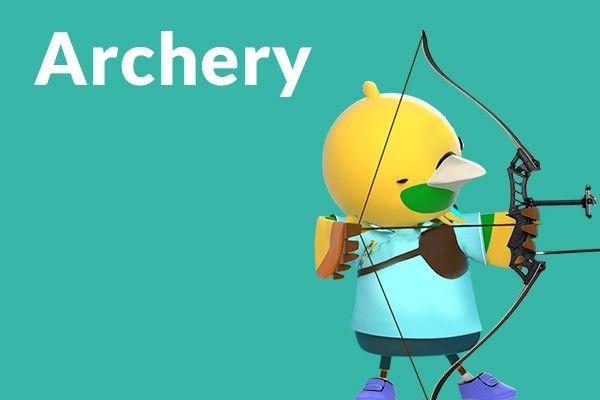 harga tiket ASIAN GAMES 2018 : ARCHERY