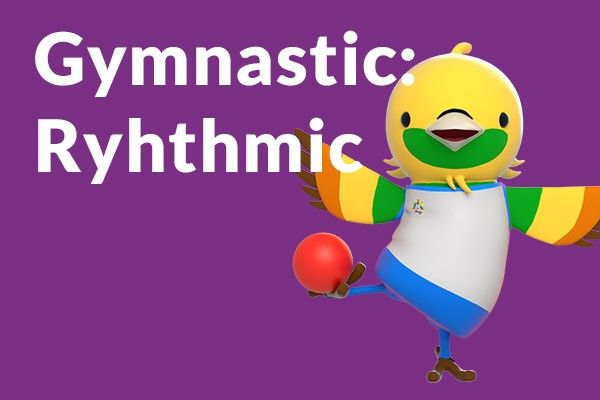 harga tiket ASIAN GAMES 2018 : GYMNASTICS - RHYTMIC